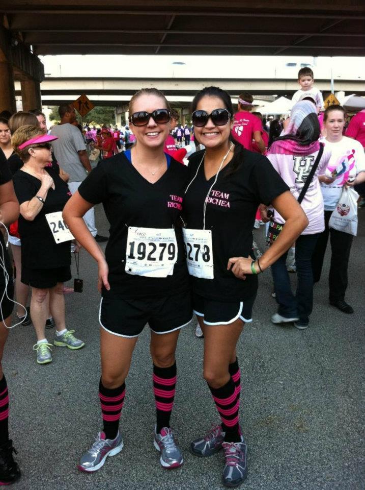 Breast Cancer Walk 10.02.11